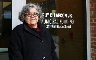 Dr. Mozhgan announces her election campaign